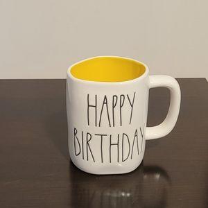 "Rae Dunn ""HAPPY BIRTHDAY"" Mug 🥳🎈🎉🎂"